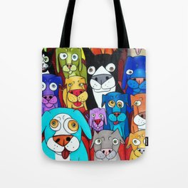 "Watching ""Cats"" Tote Bag"