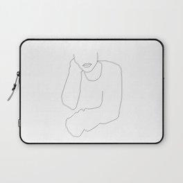 Unamused Laptop Sleeve