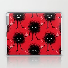 Evil Bug Made A Love Potion For You Laptop & iPad Skin