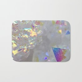 Aurora Borealis Crystals Bath Mat