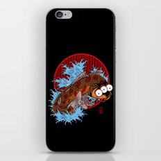 Blinky iPhone & iPod Skin