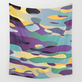 Reflective Exchange Wall Tapestry