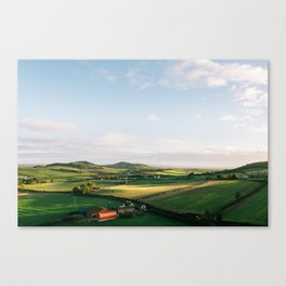 Stradbally Canvas Print