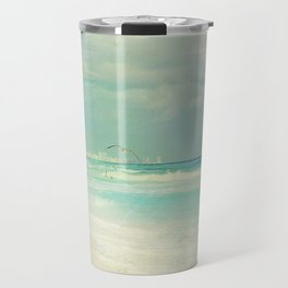Carribean sea 4 Travel Mug