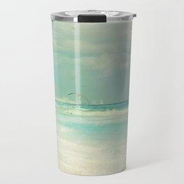Carribean sea 4 Travel Mug