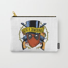 Guns n Chimichangas Carry-All Pouch