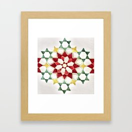 Rangeela Framed Art Print