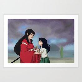 InuKag Art Print