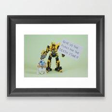 Ransom Framed Art Print