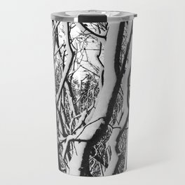 sleepy trees Travel Mug