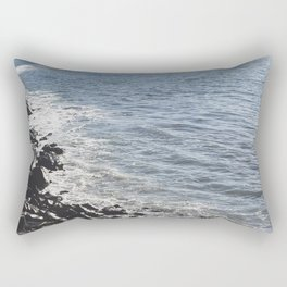 Rock Water Rectangular Pillow