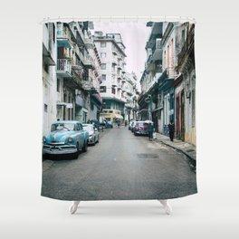 Centro Habana Shower Curtain