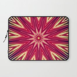Neon Burst Laptop Sleeve