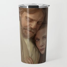Luke and Leia Travel Mug