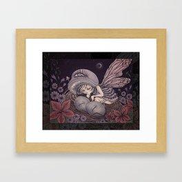 Fairy Dreaming Framed Art Print