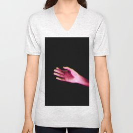 hand Unisex V-Neck
