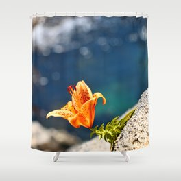 Beauty by the Waters Shower Curtain