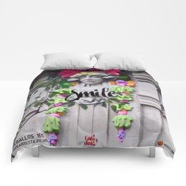 Smile - Cara Dura Proyect Comforters