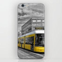 Berlin Alexanderplatz II iPhone Skin