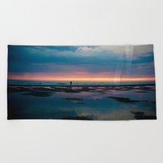 Cannon Beach Oregon Coast 4 Beach Towel