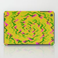 fabric iPad Cases featuring Fabric R by Vitta
