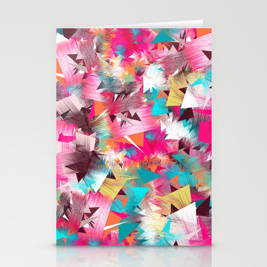 Colorful Place Stationery Cards
