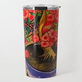 Southern Indian hybrid azalea Travel Mug