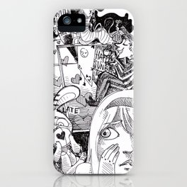 Little Alice iPhone Case