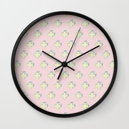 Memphis Design Wall Clocks | Society6
