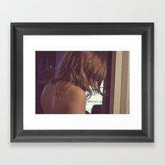 Nada Framed Art Print