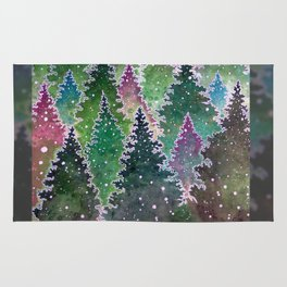 Northern Forest Rug