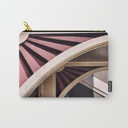 Flower Arch Carry-All Pouch