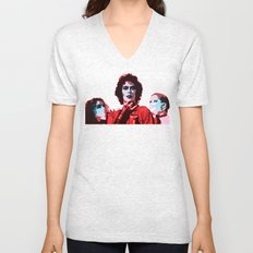 The Rocky Horror Picture Show - Pop Art Unisex V-Neck