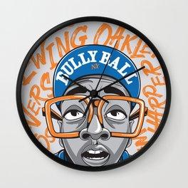 90's Bully Ball Wall Clock