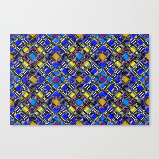 Diamond Graphix Canvas Print