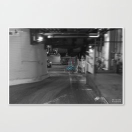 Unseen Monsters of Melbourne - Big Jules Canvas Print