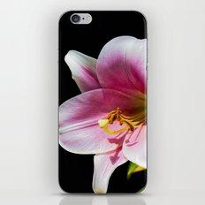 Big Lily iPhone & iPod Skin