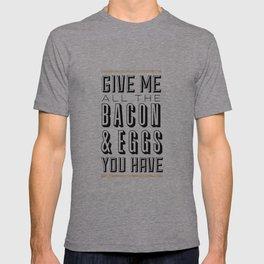 Bacon & Eggs T-shirt