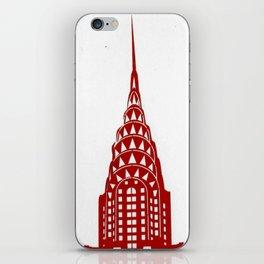 Chrysler Building iPhone Skin