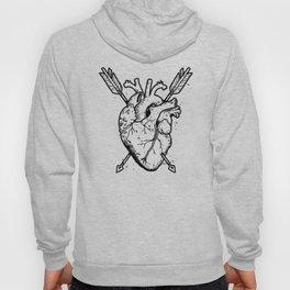 Hunted  Heart Hoody