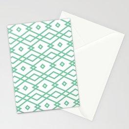 Green Nat Art Set of wallpaper design Stationery Cards