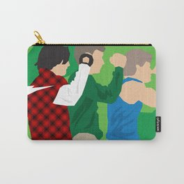 80s TEEN MOVIES :: THE BREAKFAST CLUB Carry-All Pouch