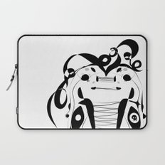 Soul to soul - Emilie Record Laptop Sleeve
