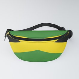 Flag of Jamaica Fanny Pack