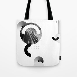 Near yet far Tote Bag