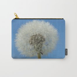 Wet dandelion Carry-All Pouch