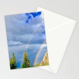Canadian Rocky Rainbow Stationery Cards