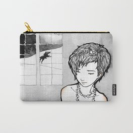 Odile - The black swan Carry-All Pouch