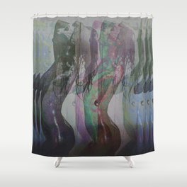 Delay Shower Curtain