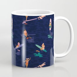 Surf goddes Coffee Mug